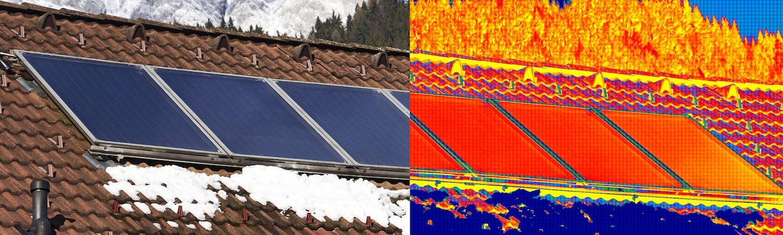 Solarthermografie